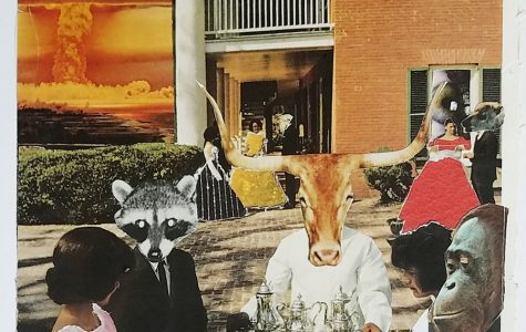 The strange worlds of Alexa Peters's collages