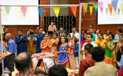 PHOTOS: Garba Night 2019 brings a bright and colorful style of dance to campus