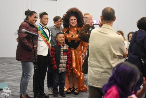 'We're human too': HalloQueen Story Time draws awareness to LGBT+ community, educational efforts