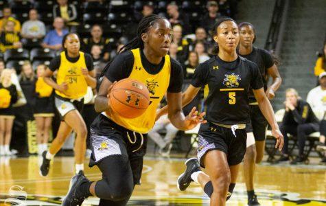 WSU women's basketball projected to finish ninth in AAC preseason poll