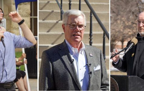CHIPPING IN: A look at campaign finance in the mayoral race