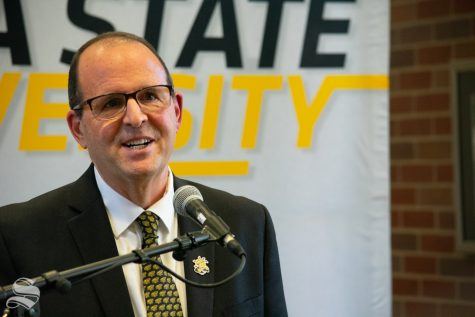 Jay Golden named Wichita State University's 14th president