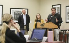 Officials share update on YMCA at Student Senate meeting