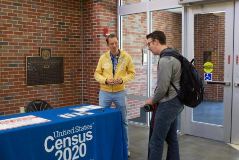 2020 Census Bureau looking for student workers