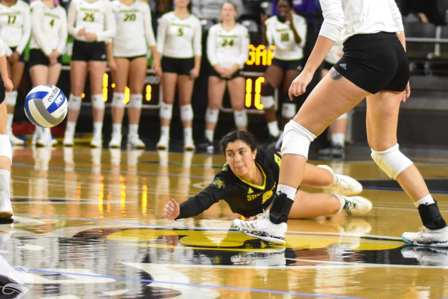 PHOTOS: Wichita State loses to Huston on Friday, Oct. 11