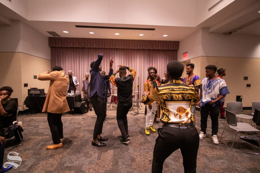 African cultures take center stage at 'Taste of Africa'