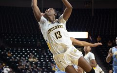 Wichita State women earn first win of the season