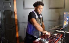 Behind the gameday music: Basketball DJ leads fans in celebration and song