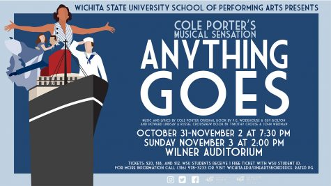 WSU revives 'Anything Goes