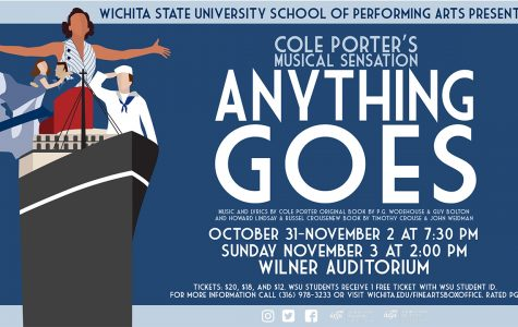 WSU revives 'Anything Goes'