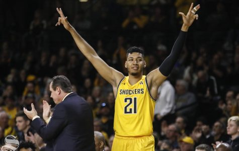 Shockers outlast Oral Roberts, conclude homestand on 5-game winning streak