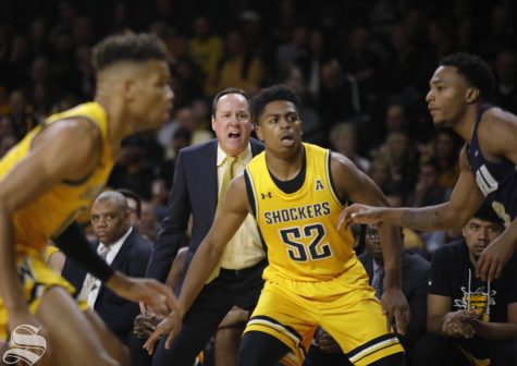 Stevenson overcoming last season's struggles to lead Shockers to hot start