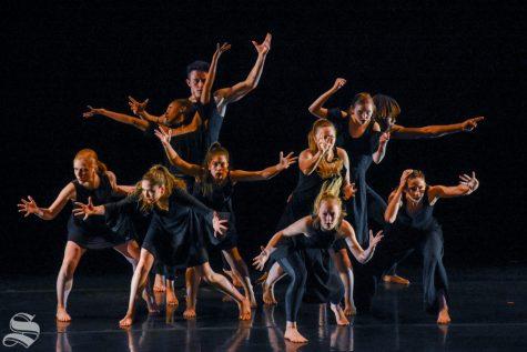 PHOTOS: Wichita State University hosts the annual Kansas Dance Festival Saturday