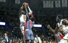 Udeze's career night helps Shockers surge past Runnin' Bulldog