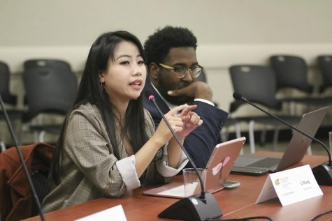 SGA to vote on bill that would reduce size of Election Commission