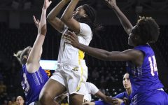 Shiya Smith clocks career high in rebounds as the Shockers secure third straight win