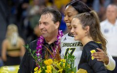 GALLERY: Wichita State volleyball knocks off Tulsa on senior night