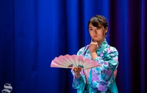 PHOTOS: Japanese Culture Association hosts Japanese Culture Night Friday, Nov. 1, 2019