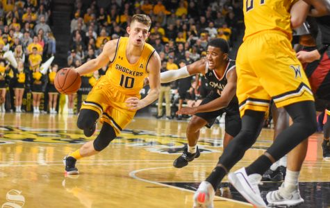 Survival of the fittest: Shockers outduel Tigers in second half en route to victory