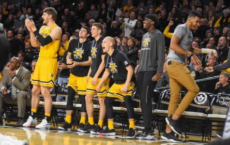 PHOTOS: Wichita State takes down Omaha in season opener on Tuesday, Nov. 5, 2019
