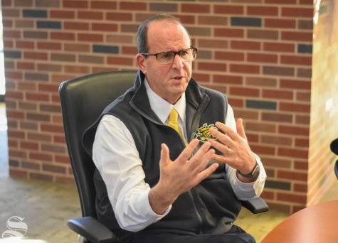 Meet Jay Golden: Q&A with WSU's new president