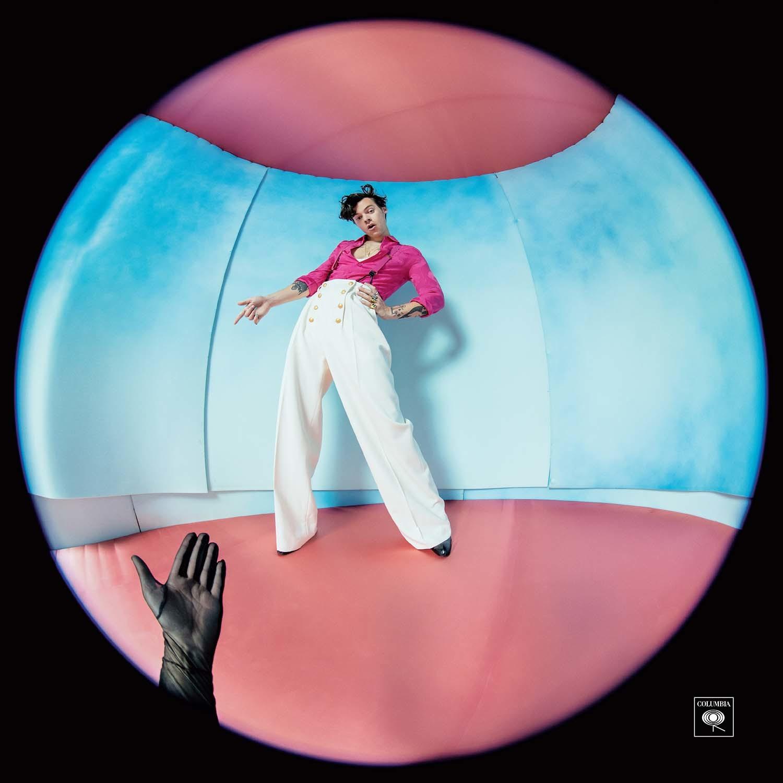 Album art for Harry Style's second solo album,