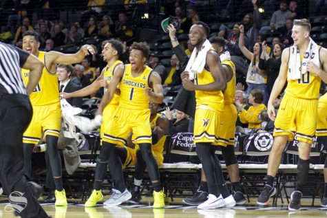 WSU's 2 seniors prepare for their final game at Koch Arena