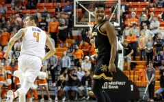 Shockers blowout Oklahoma State; pick up key resume-building win on the road