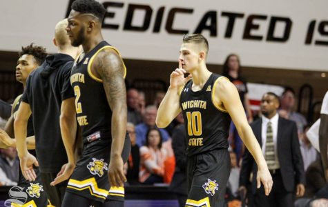 Shockers snap losing streak behind Stevenson's 27 points