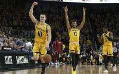 'What a difference a year makes:' Stevenson, Sherfield shine as Shockers take down Sooners in grudge match