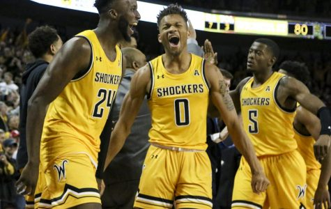 PHOTOS: Shockers overcome halftime deficit, defeat Oklahoma 80-75