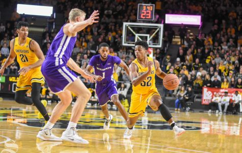 PHOTOS: Shockers tame Wildcats, remain undefeated at home