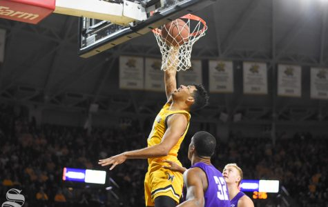 'We're coming:' No. 24 Wichita State looks to build off decade of success in second half of season