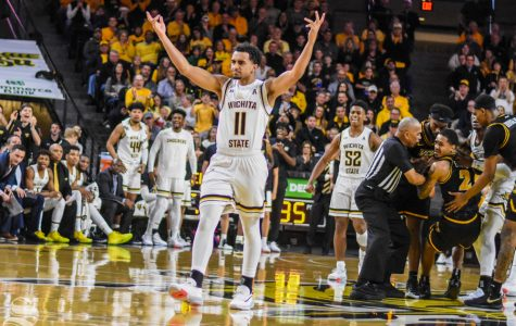 PHOTOS: Shockers continue win streak, defeat VCU Rams at home