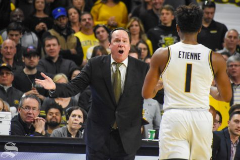 Reports: Wichita State investigating Gregg Marshall on misconduct allegations
