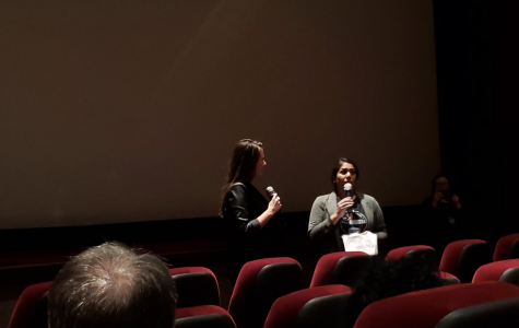 "The ""Bombshell"" film screening and discussion was held on Jan. 4 at the Warren East theater."