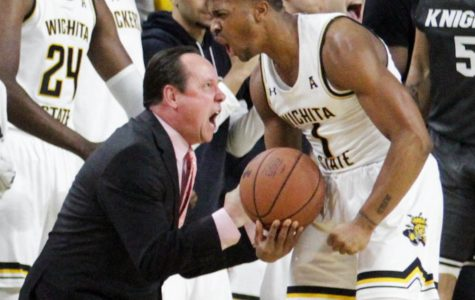 GALLERY: Shockers win 2nd straight as they take down Knights 87-79