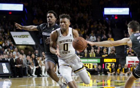 'They accepted coaching:' Wichita State prepares to get back on track against Cincinnati