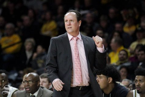 Shockers prepare for weekend matchup with Tulsa