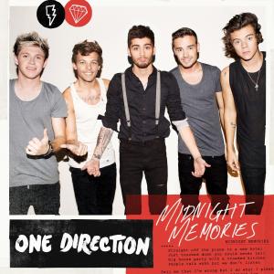 """""""Midnight Memories"""" album art"""