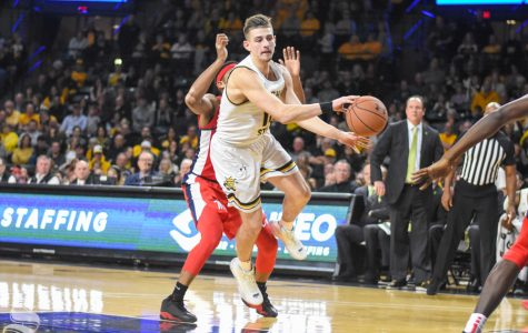 'Toughest on the court:' Stevenson, Burton lead Shockers to dominant win, again