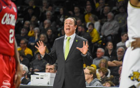 'It's big-boy basketball:' Gregg Marshall, Shockers look forward to top-25 showdown with Memphis