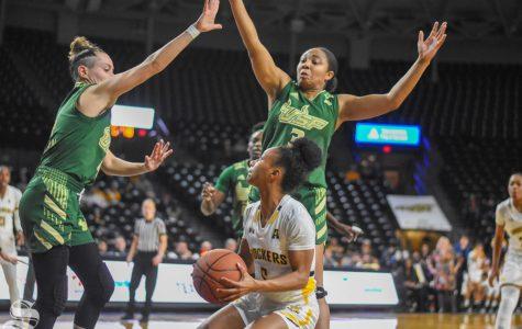 USF snaps WSU's 3-game winning streak