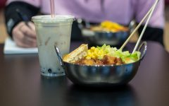 Journey East Asia Grill is a new restaurant in Braeburn Square. The restaurant has speciality and custom bowls.