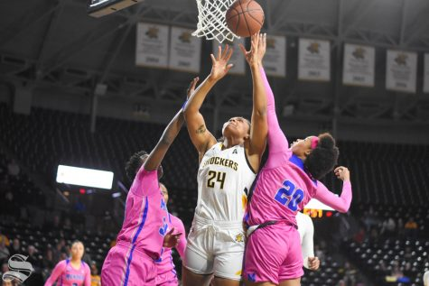 Women's basketball on a quest for more fan support