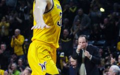 Asbjørn Midtgaard's late-season push helping Shockers down the stretch