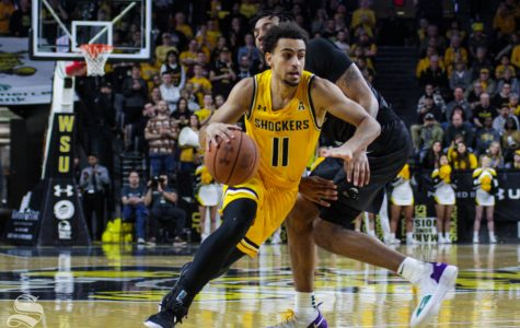 'I like his positive attitude:' Noah Fernandes bringing new light to Shockers lineup