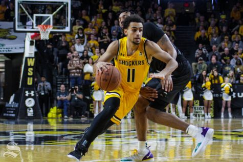 Taflinger, Shockers carry confidence even during losing streak
