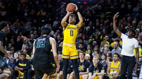Shockers' offensive struggles continue in loss to Houston