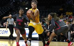 WSU women drop nail-bitter to SMU